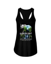 EARTH DAY 50TH Ladies Flowy Tank thumbnail