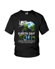 EARTH DAY 50TH Youth T-Shirt thumbnail