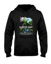 EARTH DAY 50TH Hooded Sweatshirt thumbnail