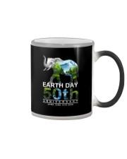 EARTH DAY 50TH Color Changing Mug thumbnail