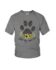 BEST DOG MOM EVER Youth T-Shirt thumbnail