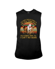 I'M GONNA RIDE TIL' I CAN'T NO MORE VINTAGE Sleeveless Tee thumbnail