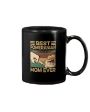 BEST  Pomeranian MOM EVER Mug thumbnail