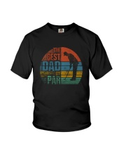 THE BEST DAD BY PAR Youth T-Shirt thumbnail