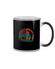 THE BEST DAD BY PAR Color Changing Mug thumbnail