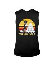 COME AND TAKE  IT dachshund Sleeveless Tee thumbnail
