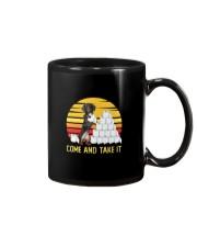 COME AND TAKE  IT dachshund Mug thumbnail