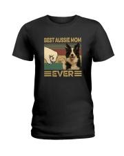 BEST aussie MOM EVER s Ladies T-Shirt thumbnail