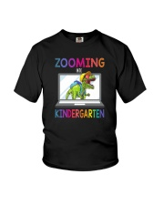 ZOOMING INTO KINDERGARTEN Youth T-Shirt thumbnail