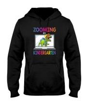 ZOOMING INTO KINDERGARTEN Hooded Sweatshirt thumbnail