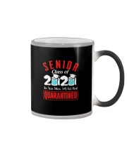 CLASS OF 2020 THE YEAR WHEN SHIT GOT REAL  Color Changing Mug thumbnail