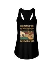 BEST GERMAN SHEPHERD MOM EVER s Ladies Flowy Tank thumbnail