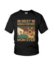 BEST GERMAN SHEPHERD MOM EVER s Youth T-Shirt thumbnail