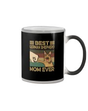 BEST GERMAN SHEPHERD MOM EVER s Color Changing Mug thumbnail
