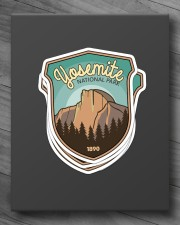 YOSEMITE NATIONAL PARK 1890 Sticker - 4 pack (Vertical) aos-sticker-4-pack-vertical-lifestyle-front-10