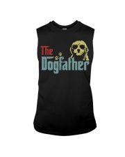 THE DOGFATHER GOLDENDOODLE Sleeveless Tee thumbnail