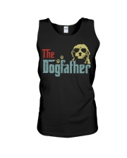 THE DOGFATHER GOLDENDOODLE Unisex Tank thumbnail
