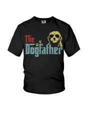 THE DOGFATHER GOLDENDOODLE Youth T-Shirt thumbnail