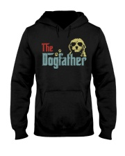 THE DOGFATHER GOLDENDOODLE Hooded Sweatshirt thumbnail