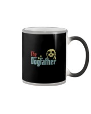THE DOGFATHER GOLDENDOODLE Color Changing Mug thumbnail