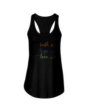 FAITH HOPE LOVE Ladies Flowy Tank thumbnail