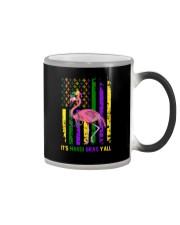 IT'S MARDI GRAS Y'ALL Color Changing Mug thumbnail