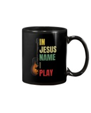 IN JESUS NAME I PLAY GUITAR Mug thumbnail