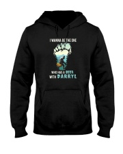 BEER WITH DARRYL Hooded Sweatshirt thumbnail