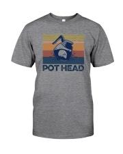 COFFEE POT HEAD Classic T-Shirt front
