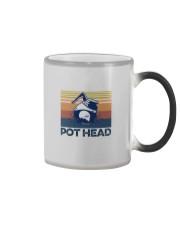 COFFEE POT HEAD Color Changing Mug thumbnail