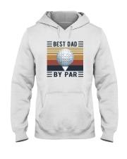 BEST GOLF DAD BY PAR Hooded Sweatshirt thumbnail