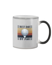 BEST GOLF DAD BY PAR Color Changing Mug thumbnail