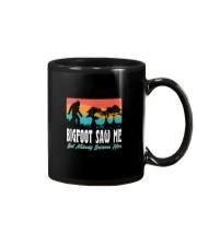 BIGFOOT SAW ME Mug thumbnail