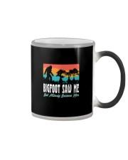BIGFOOT SAW ME Color Changing Mug thumbnail