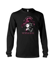 IN OCTOBER WE WEAR PINK WITCH Long Sleeve Tee thumbnail