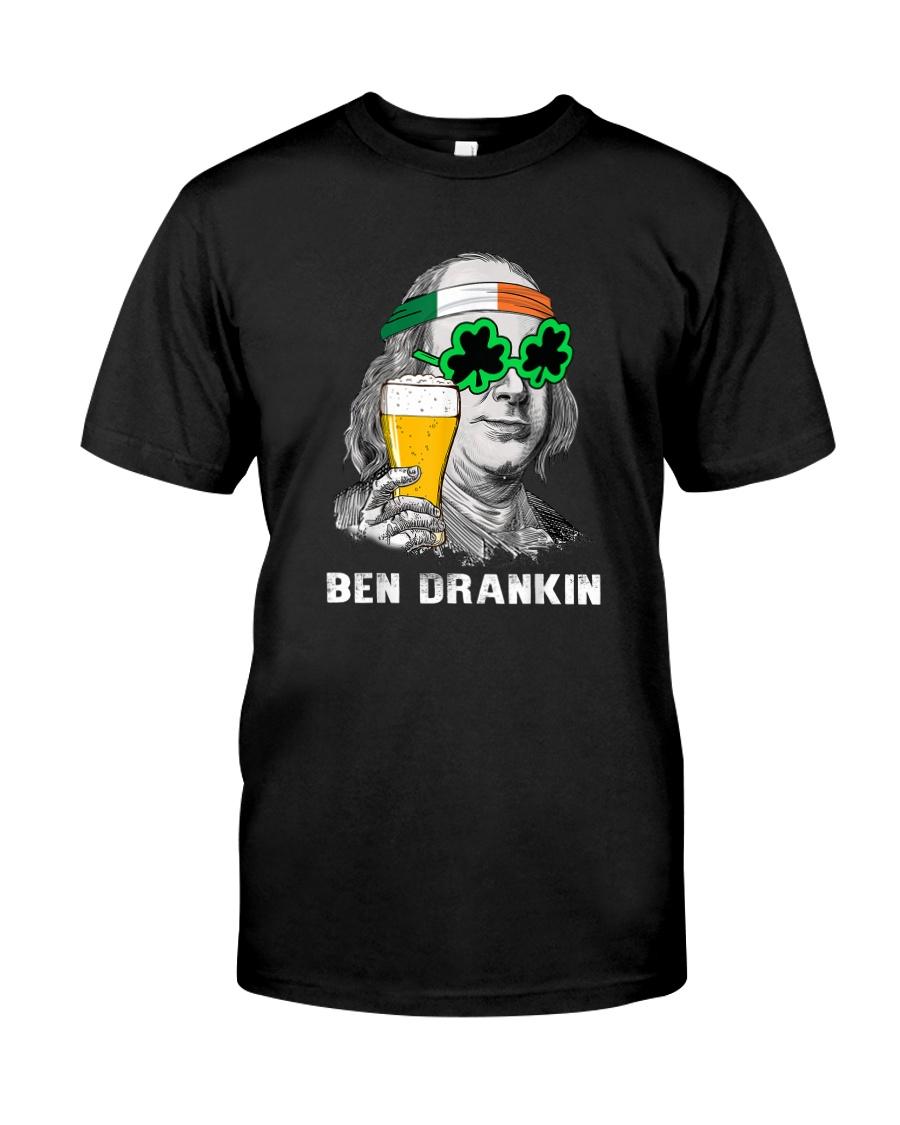 BEN DRANKIN Classic T-Shirt