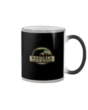 JURASSIC DADZILLA FATHER OF THE MONSTERS Color Changing Mug thumbnail