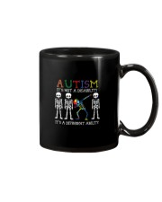 IT'S NOT A DISABILITY IT'S A DIFFERENT ABILITY Mug thumbnail