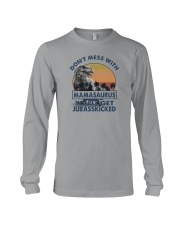 DON'T MESS WITH MAMASAAURUS Long Sleeve Tee thumbnail