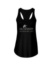 CALL OF DADDY Ladies Flowy Tank thumbnail