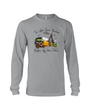 THIS WITCH NEEDS BOURBON Long Sleeve Tee thumbnail