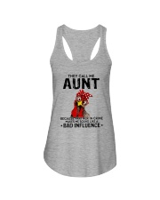 THEY CALL ME AUNT BAD INFLUENCE Ladies Flowy Tank thumbnail