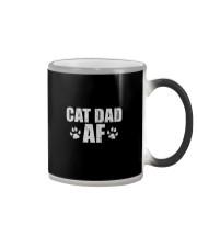 CAT DAD AF Color Changing Mug thumbnail