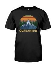 VINTAGE MOUNTAINS QUARANTINE Classic T-Shirt front
