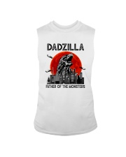 FATHER OF THE MONSTERS DADZILLA Sleeveless Tee thumbnail