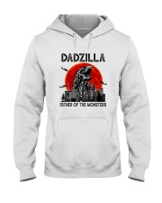 FATHER OF THE MONSTERS DADZILLA Hooded Sweatshirt thumbnail