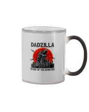 FATHER OF THE MONSTERS DADZILLA Color Changing Mug thumbnail