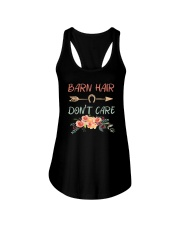 BARN HAIR DON'T CARE Ladies Flowy Tank tile