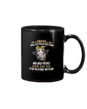 HEIFER PUT YOU IN THE TRUNK  Mug thumbnail