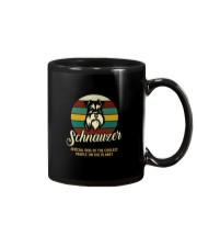 official dog schnauzer Mug thumbnail